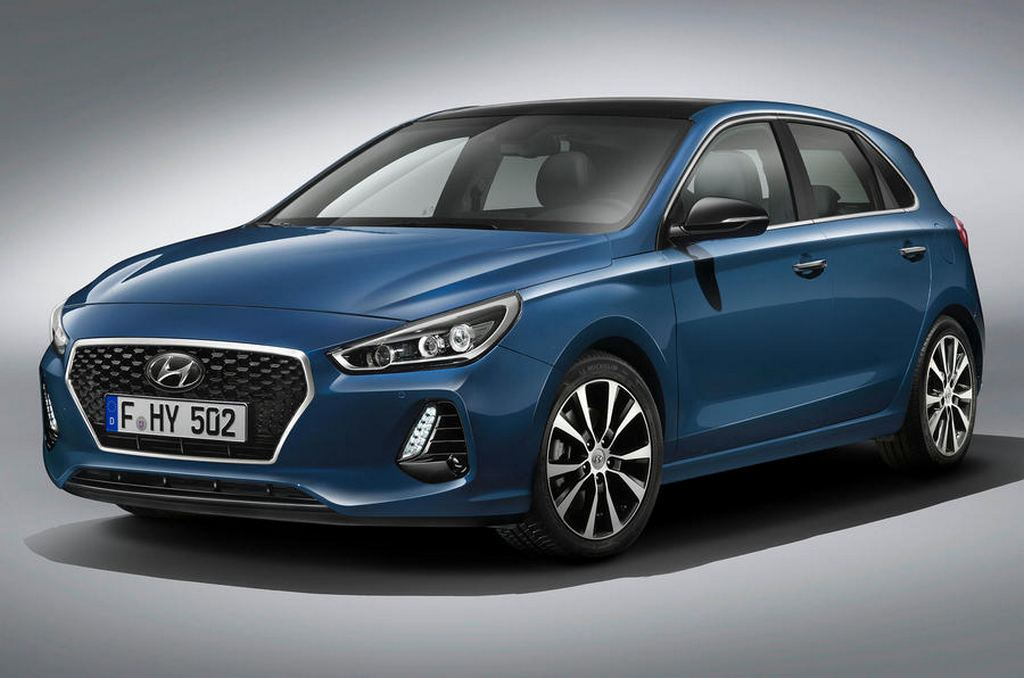 Hyundai I30 Hatchback Spied Testing In India Undisguised Again