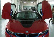 Sachin-Tendulkar-BMW-i8 1