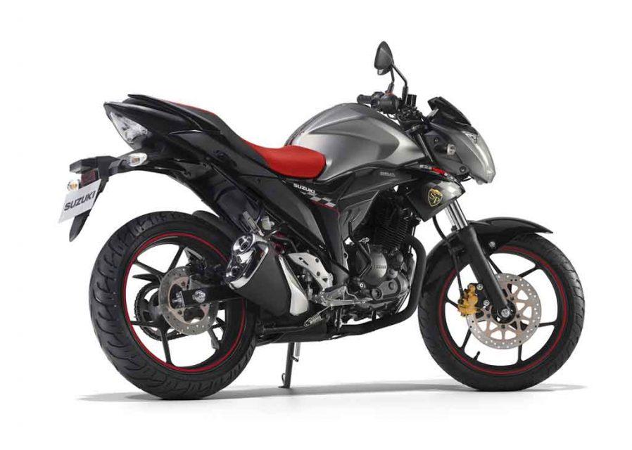 Suzuki Gixxer SP Special Edition Launched