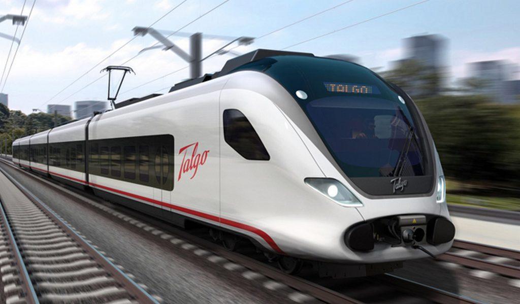 Talgo train India