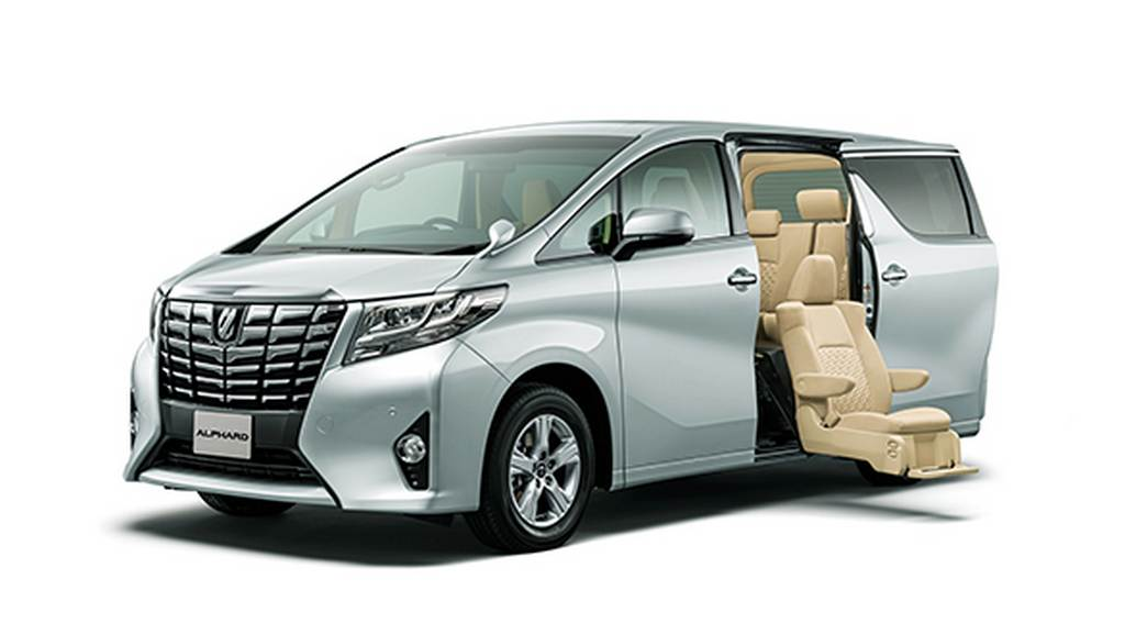 Toyota Alphard Luxury Mpv Considered For India