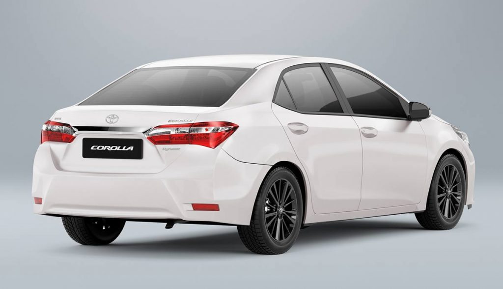 Toyota Corolla Dynamic Edition Launched In Brazil