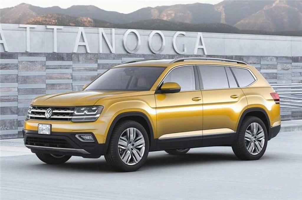 Volkswagen Atlas Price In India >> Highly Promising Volkswagen Atlas Suv S Prices And Specs Announced In Us