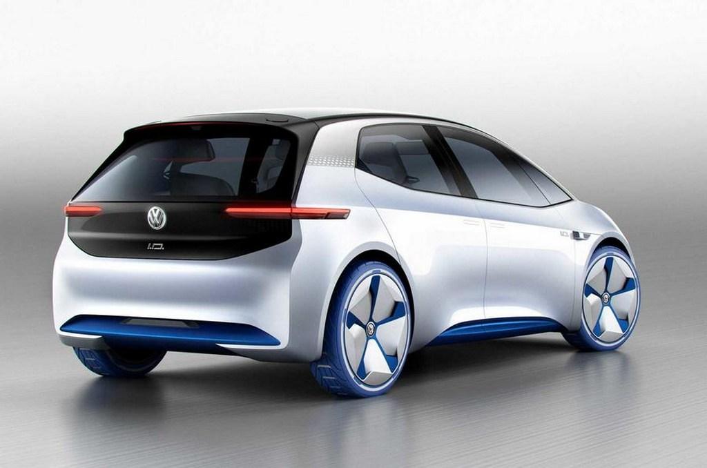 Volkswagen ID Concept 4