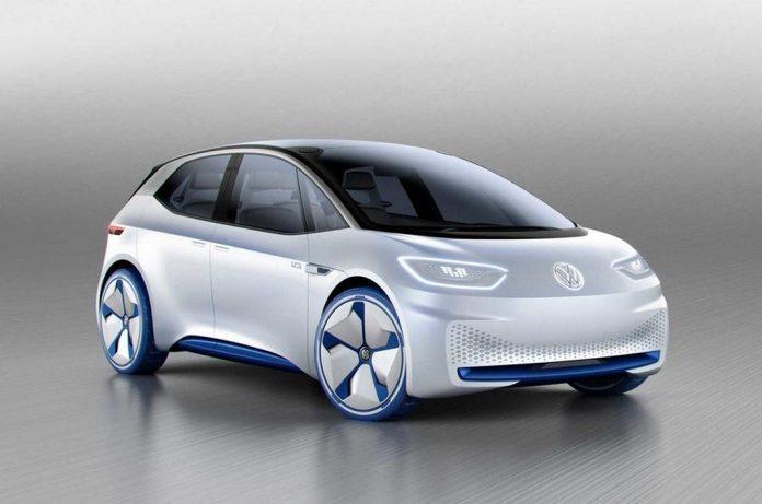 Production Volkswagen ID