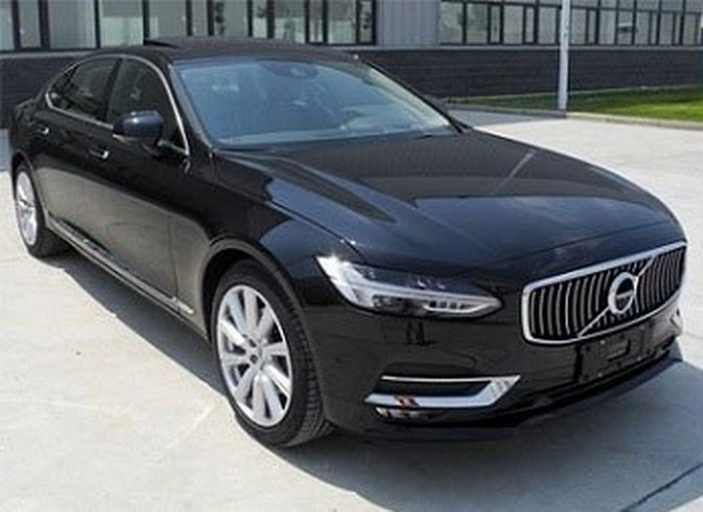 Volvo S90 long wheelbase 5