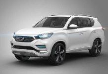 Mahindra's fortuner rival, mahindra premium SUV