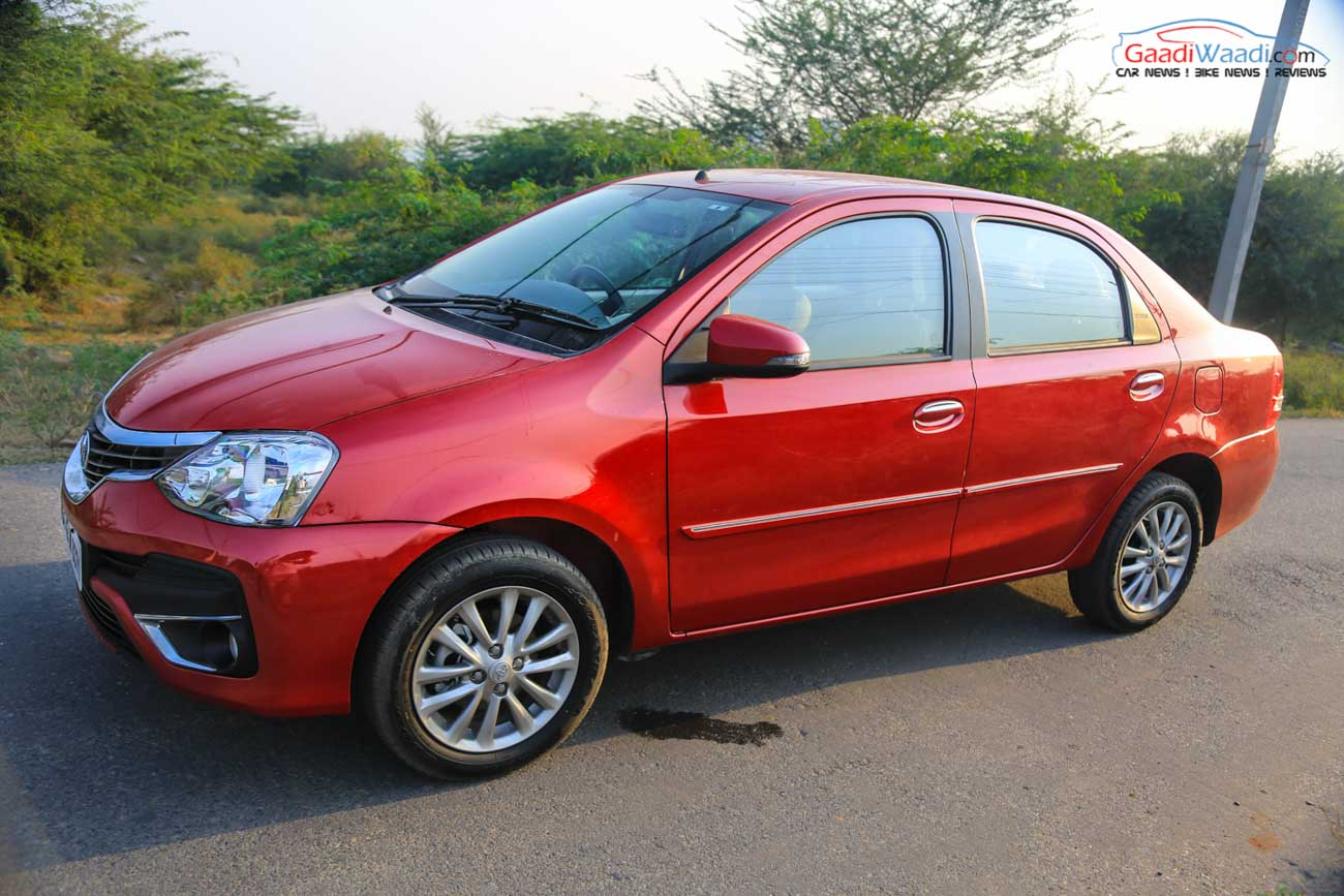 Toyota Plans to Increase Exports of Etios Range from India