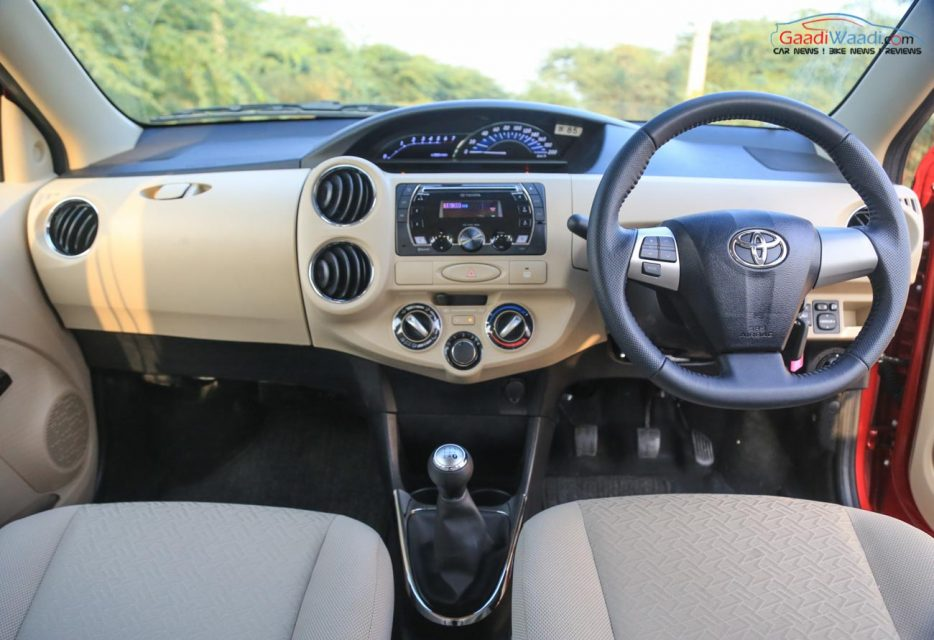2016 Toyota Etios facelift review petrol-20