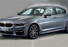 2017 BMW 5-Series 2