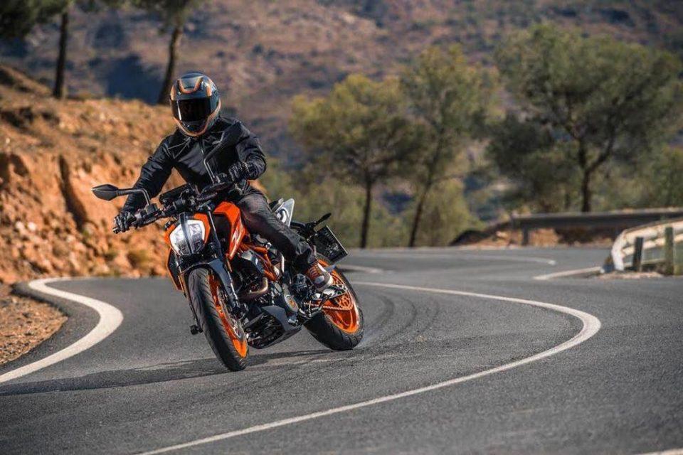 KTM Duke 390 2017 India