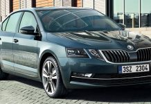 2017 Octavia Facelift Skoda India