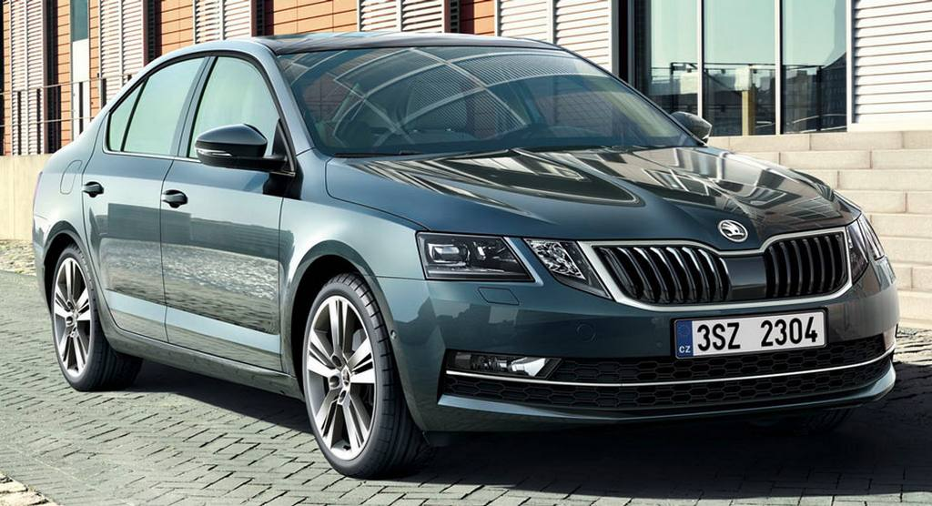 2017 skoda octavia facelift launched in india price specs features. Black Bedroom Furniture Sets. Home Design Ideas