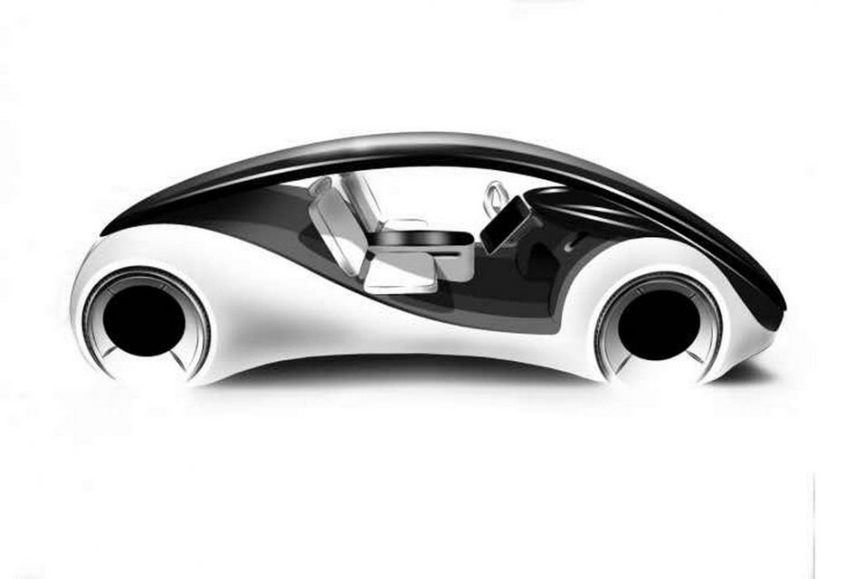 Apple autonomous car 1