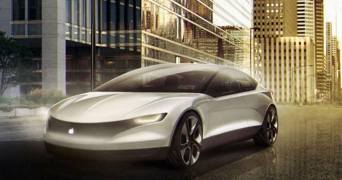 Apple autonomous car 2