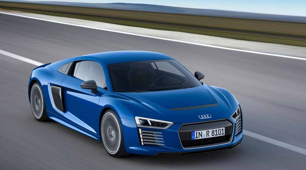 Audi Confirms Development of BMW i8 Rivalling Sportscar