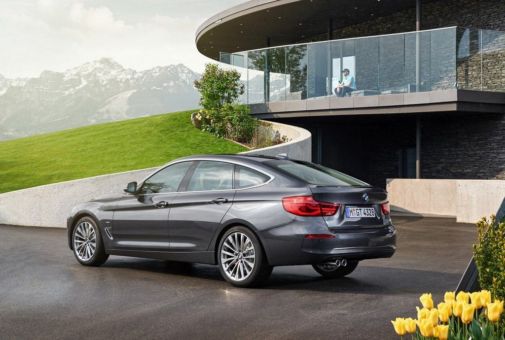 BMW Series GT Facelift India Launch On October - Bmw 3 series starting price