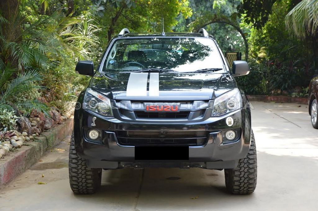 Customised Isuzu D Max V Cross Will Scare You Instantly