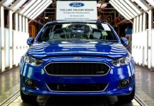 Ford Australia production ends