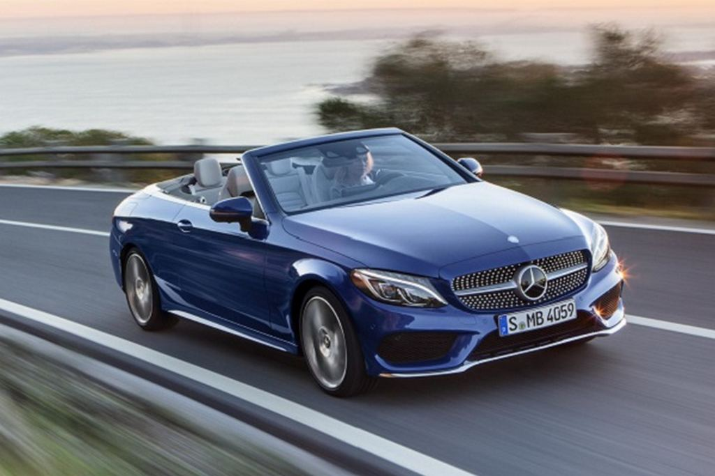 Mercedes C300 Cabriolet And S500 Cabriolet Launched In India