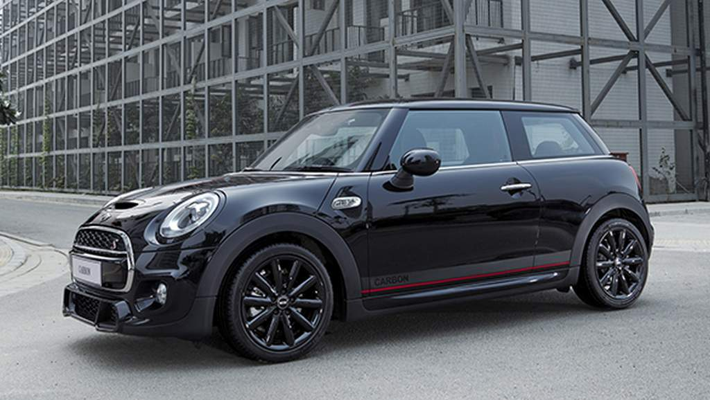 Mini-Cooper-S-Carbon-Edition India
