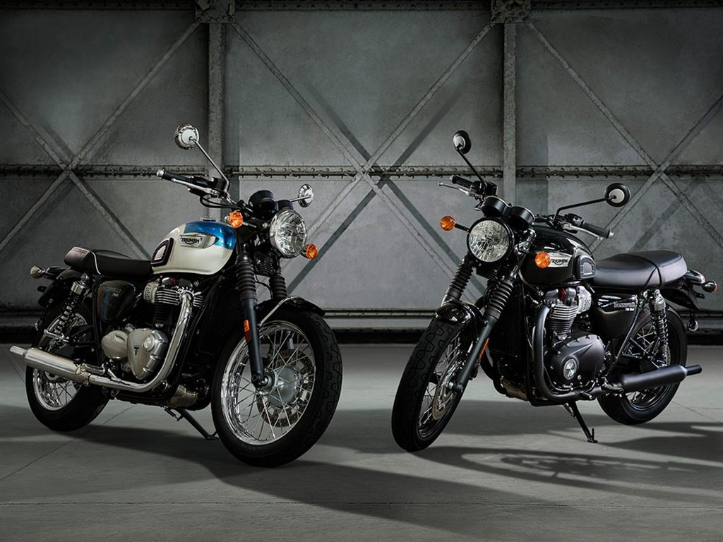 New Triumph Bonneville 3