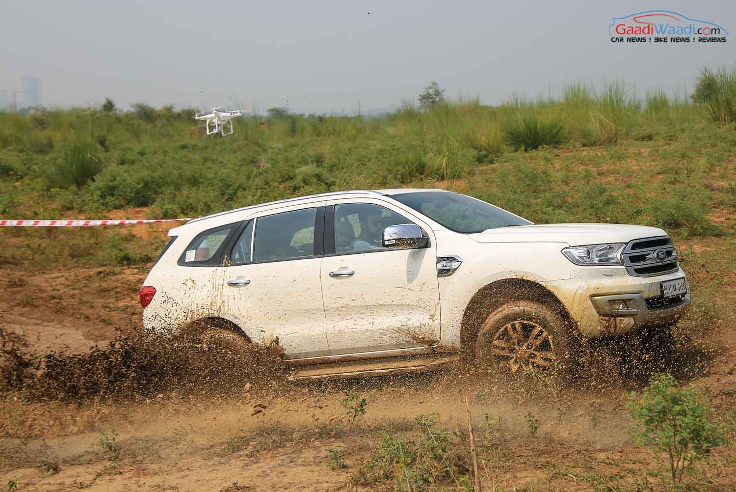 Ford Endeavour 3 2 4x4 Off Road Drive Review