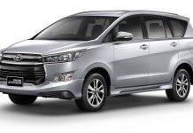 Toyota Innova Crysta bodykit 3