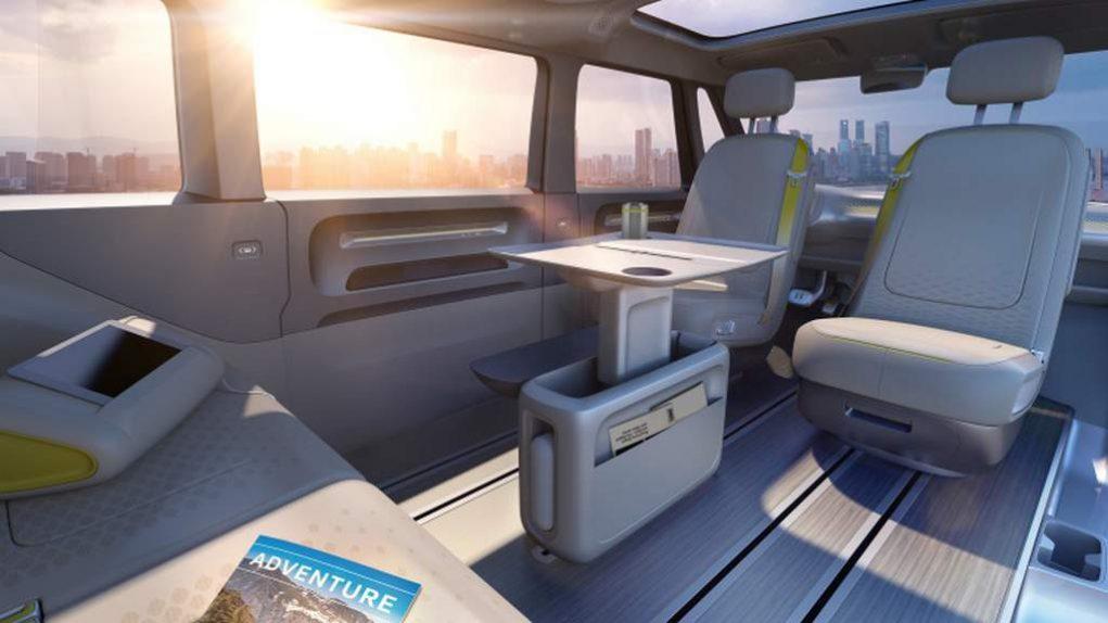 Volkswagen ID Buzz Concept 10