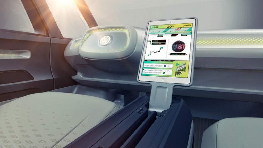 Volkswagen ID Buzz Concept 13