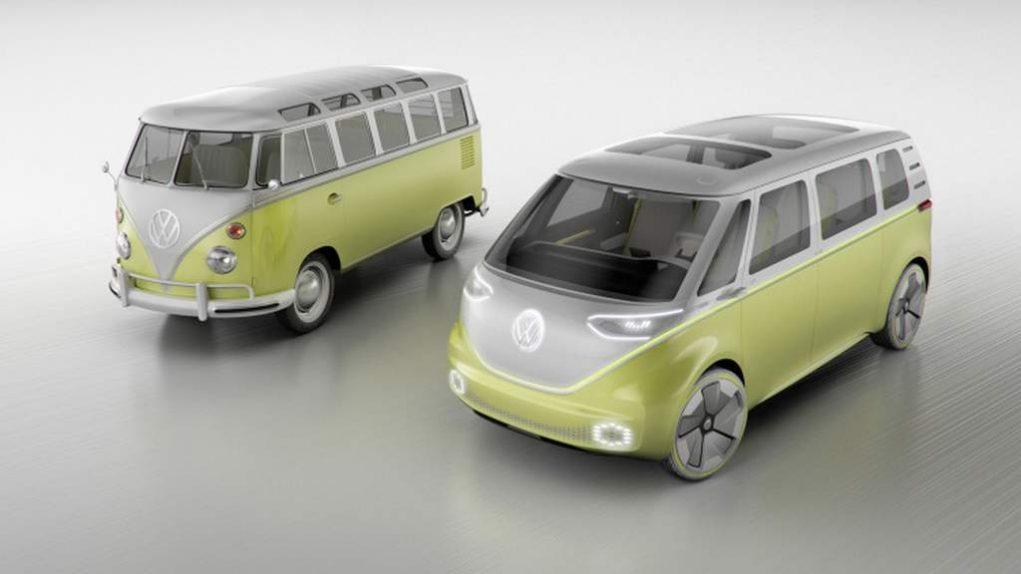 Volkswagen ID Buzz Concept 9
