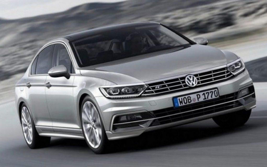 Volkswagen Passat India Launch