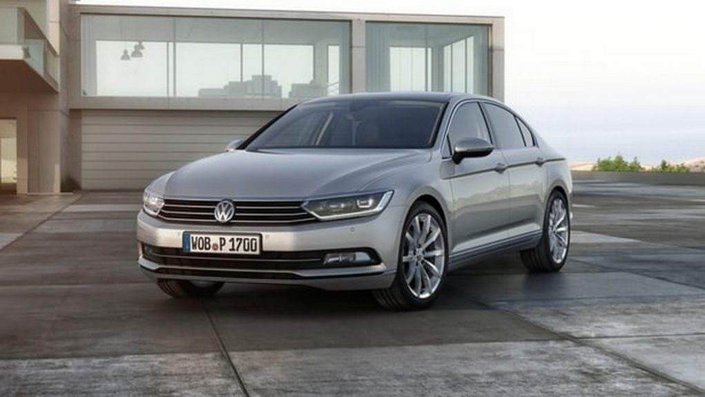 Volkswagen Passat India Launch 2