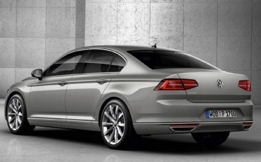 New Volkswagen Passat Launched In India Price Engine Specs Features