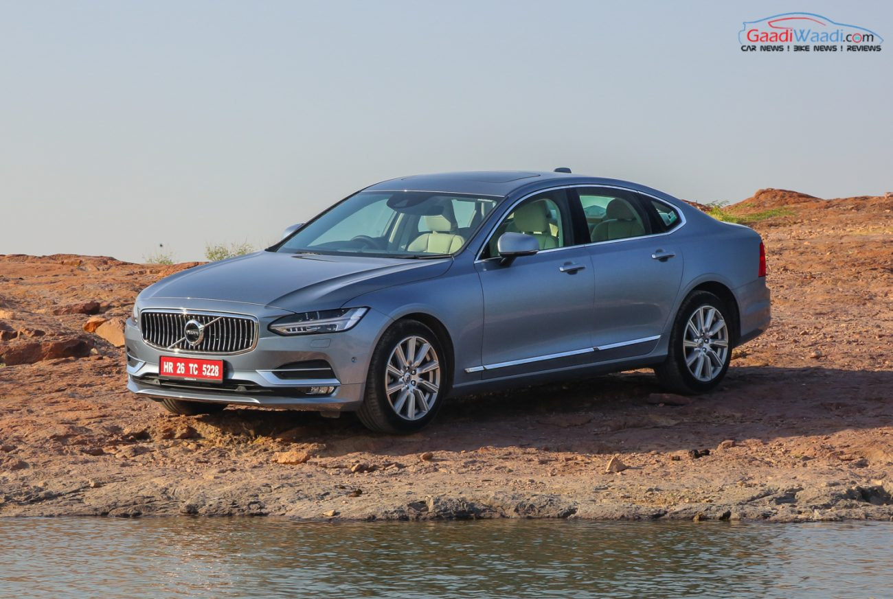 Volvo Registers 25 Growth With Over 2 000 Cars Sold In India