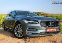 Volvo S90 TEST DRIVE REVIEW INDIA-48