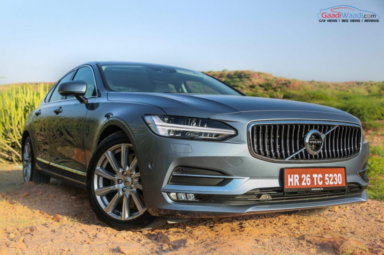 2016 Volvo S90 Review Volvo S90 Price Photos Specs Wallpapers