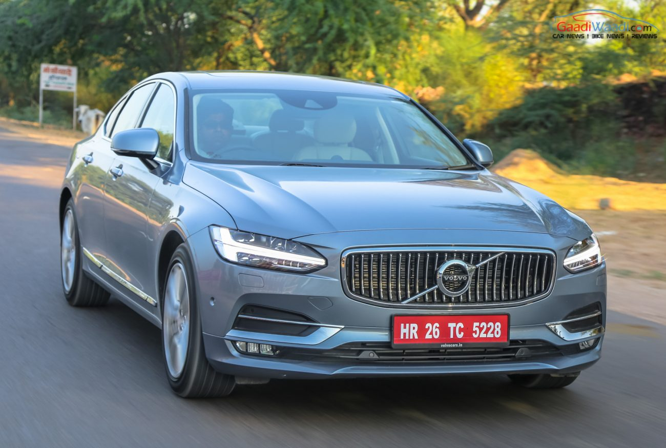 Volvo S90 Launched In India At A Competitive Price Of Rs 53 5 Lakh