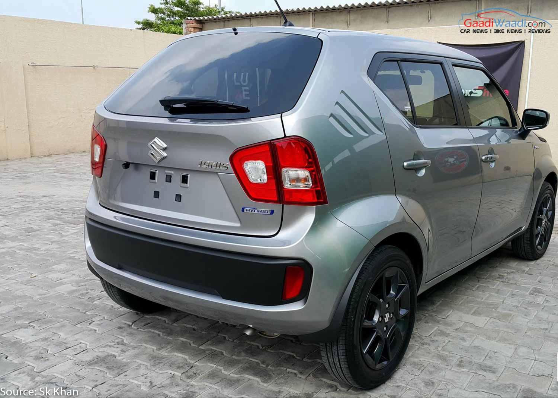 Maruti Suzuki Swift Vs Maruti Suzuki Ignis Spec Comparison