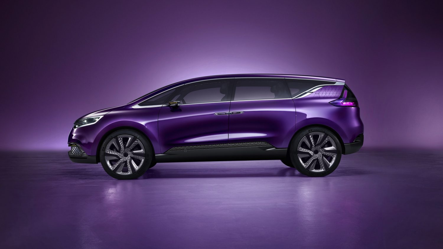 upcoming renault compact mpv will be positioned below ertiga. Black Bedroom Furniture Sets. Home Design Ideas