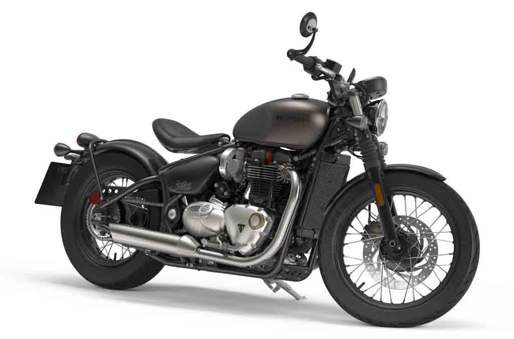 Triumph Bonneville Bobber India