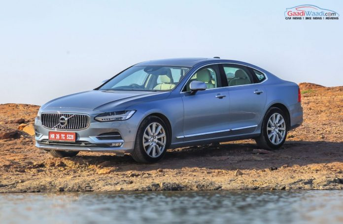 volvo s90 review india