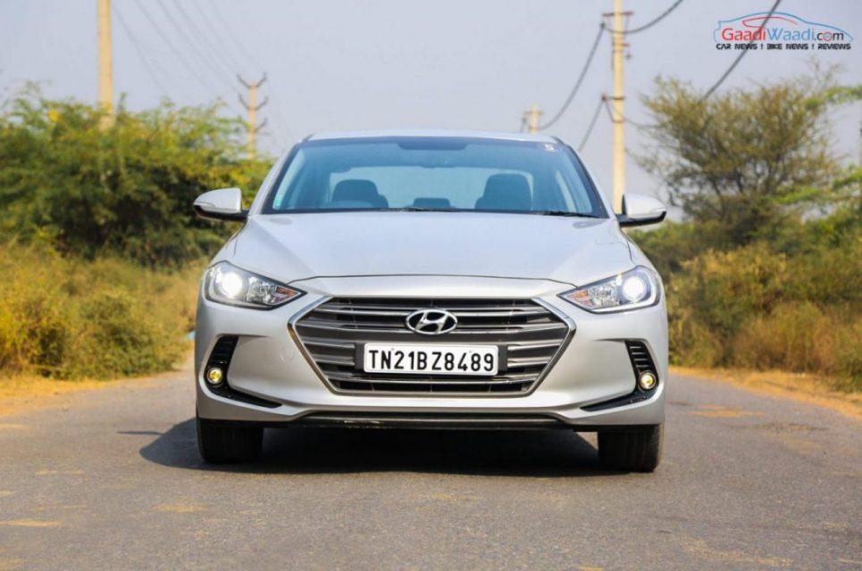 2016 Hyundai Elantra Review Road test-5