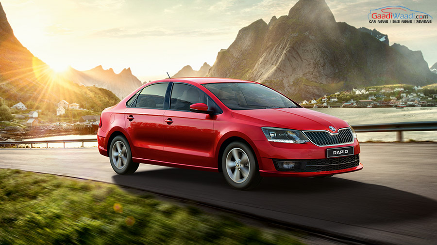 2016 Skoda Rapid Facelift Launched Price Spec Review