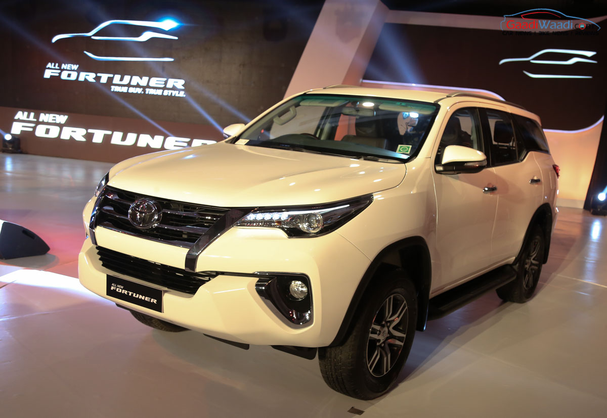 Gst Impact Toyota Fortuner Will Face Substantial Price Reduction