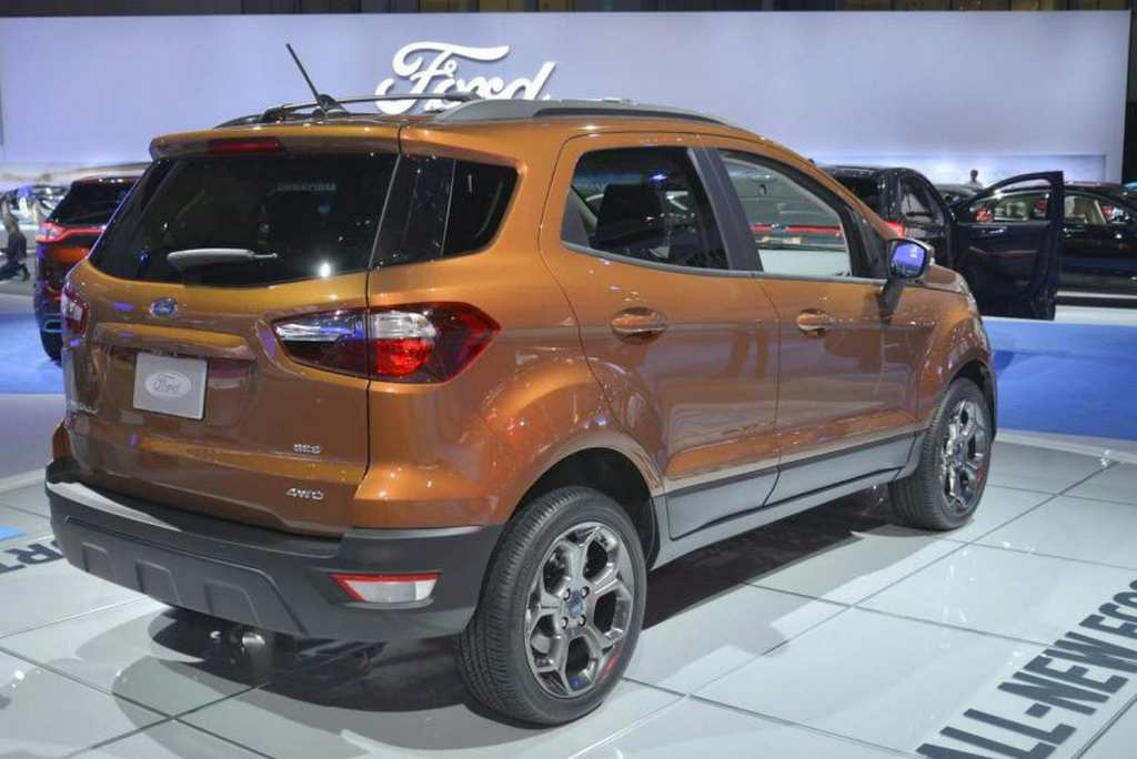 2017 ford ecosport facelift 4x4 awd. Black Bedroom Furniture Sets. Home Design Ideas