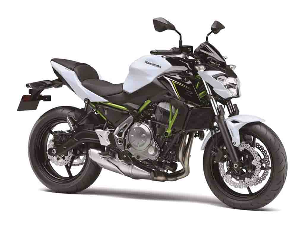 2017 Kawasaki Z650 Introduced In India At Rs 5 19 Lakh