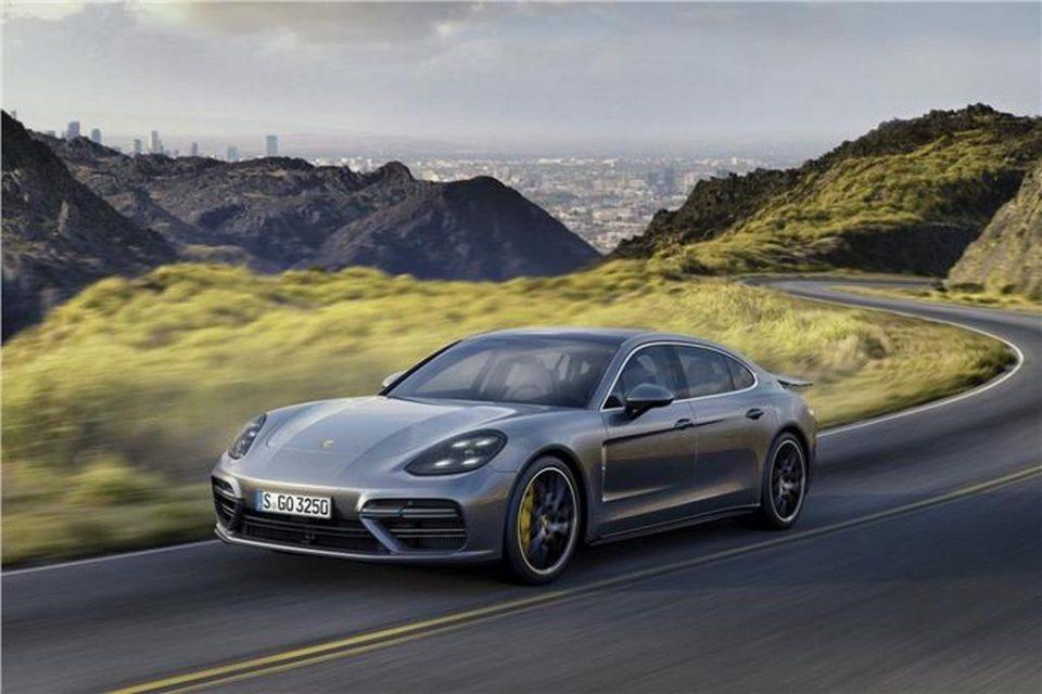 2017 Porsche Panamera Range
