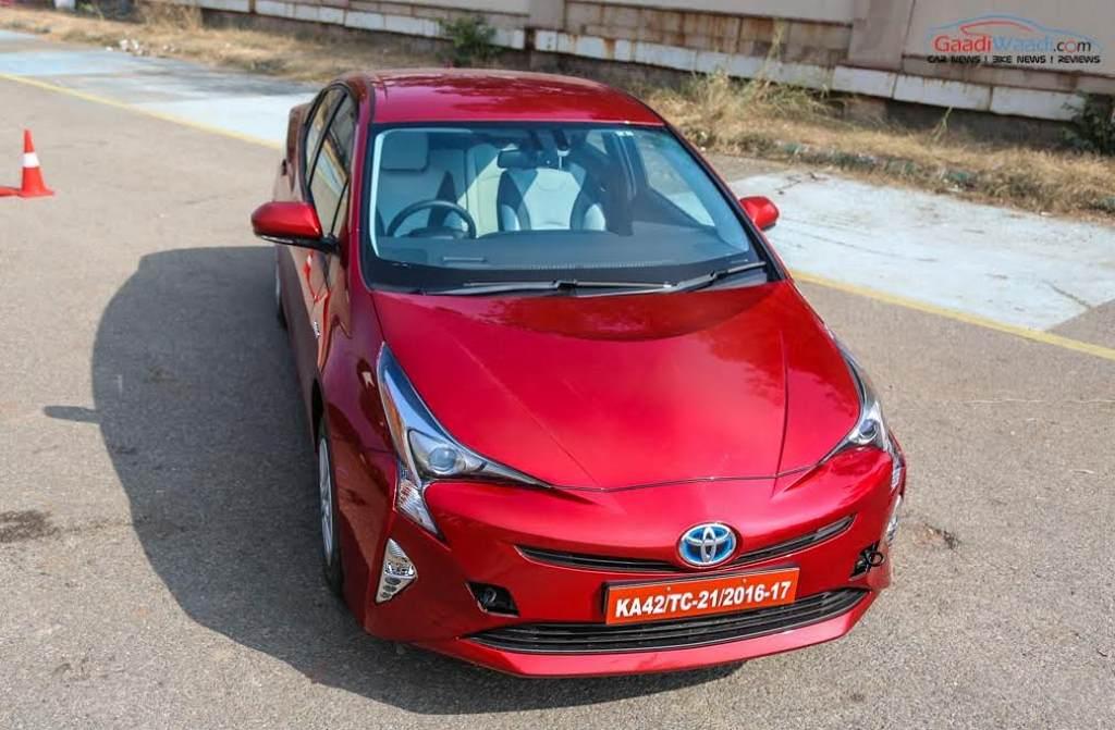 2017 Toyota Prius Prime India Launch 1