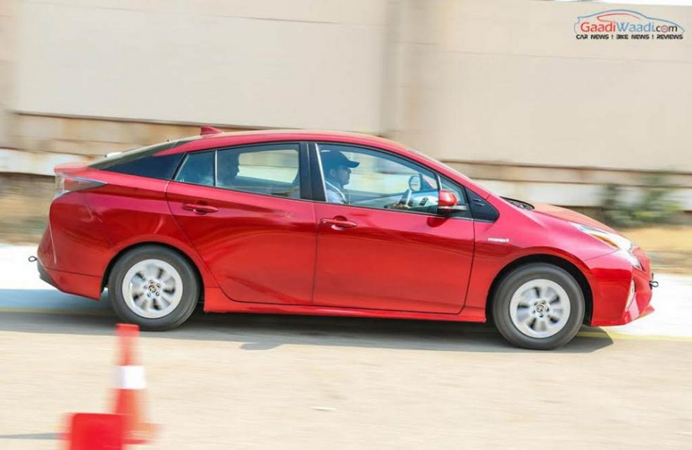2017 Toyota Prius Prime India Launch 17